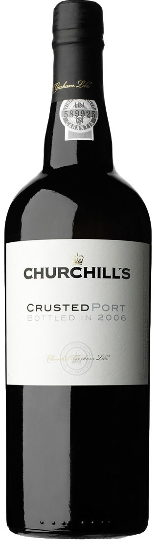 Churchill's Port Crusted 2006