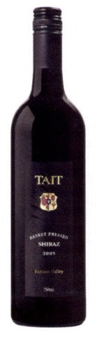 Tait Shiraz Basket Pressed 2014