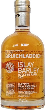 Bruichladdich Scotch Single Malt 2007 Islay Barley