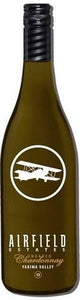 Airfield Estates Chardonnay Unoaked 2015