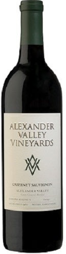 Alexander Valley Vineyards Cabernet Sauvignon Organic 2015