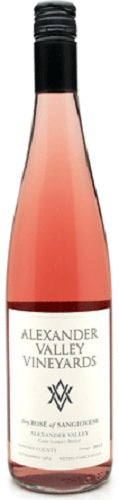 Alexander Valley Vineyards Dry Rose Of Sangiovese 2017