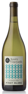 Amity Vineyards Pinot Blanc 2009
