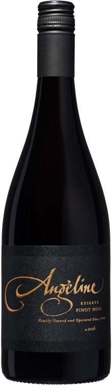 Angeline Pinot Noir Reserve 2017