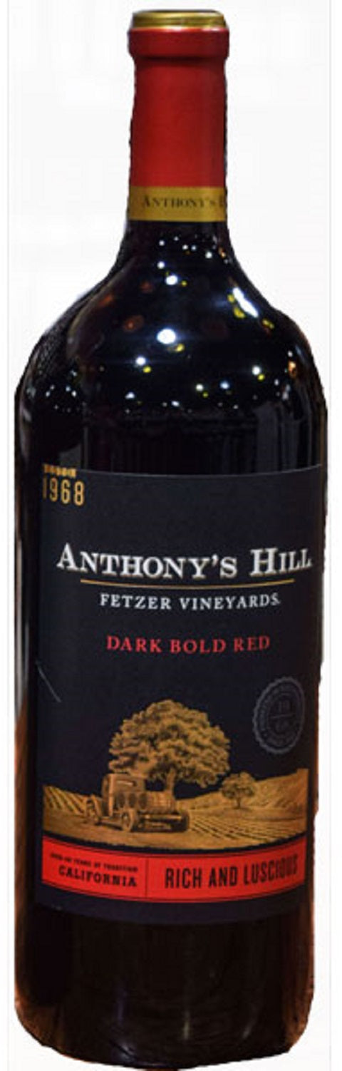 Anthony's Hill Dark Bold Red Fetzer Vineyards