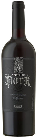 Apothic Dark Limited Release 2015