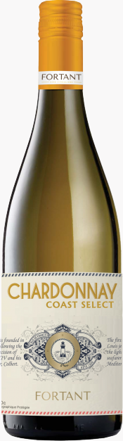 Fortant Chardonnay Coast Select 2017