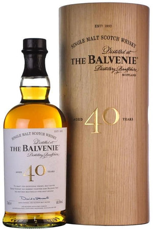 The Balvenie Single Malt Scotch 40 Year