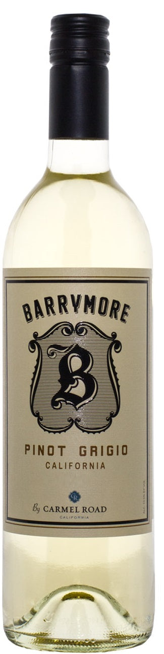 Barrymore Pinot Grigio By Carmel Road 2016