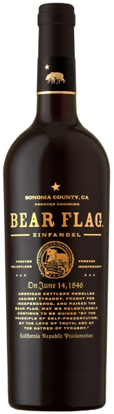 Bear Flag Zinfandel 2017