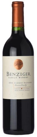 Benziger Family Winery Cabernet Sauvignon 2014
