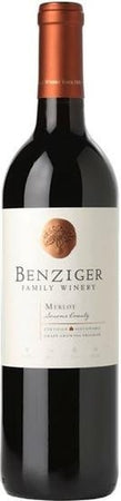 Benziger Family Winery Merlot Sonoma County 2014