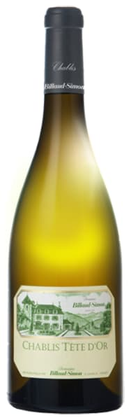 Billaud-Simon Chablis Tete d'Or 2016