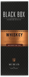 Black Box Premium Spirits Whiskey
