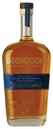 Boondocks Whiskey Cask Strength