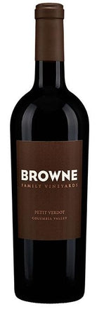 Browne Family Vineyards Petit Verdot 2012
