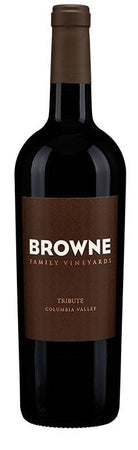 Browne Family Vineyards Tribute 2014