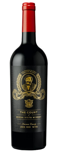 Buena Vista The Count Founder's Red Wine 2016