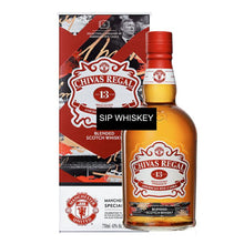 Load image into Gallery viewer, Chivas Regal 13 Year Old Manchester United Special Edition