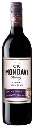 CK Mondavi Merlot Wildcreek Canyon 2014