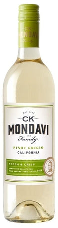 CK Mondavi Pinot Grigio Willow Springs 2016