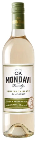 CK Mondavi Sauvignon Blanc Willow Springs 2016