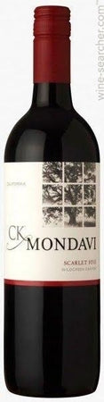 CK Mondavi Scarlet Five Wildcreek Canyon 2014