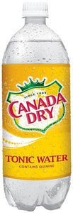 Canada Dry Tonic Water 1 Liter