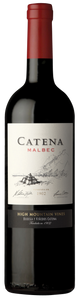 Bodega Catena Zapata Malbec High Mountain Vines 2018
