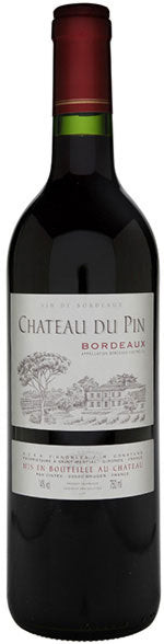 Chateau du Pin Bordeaux 2018