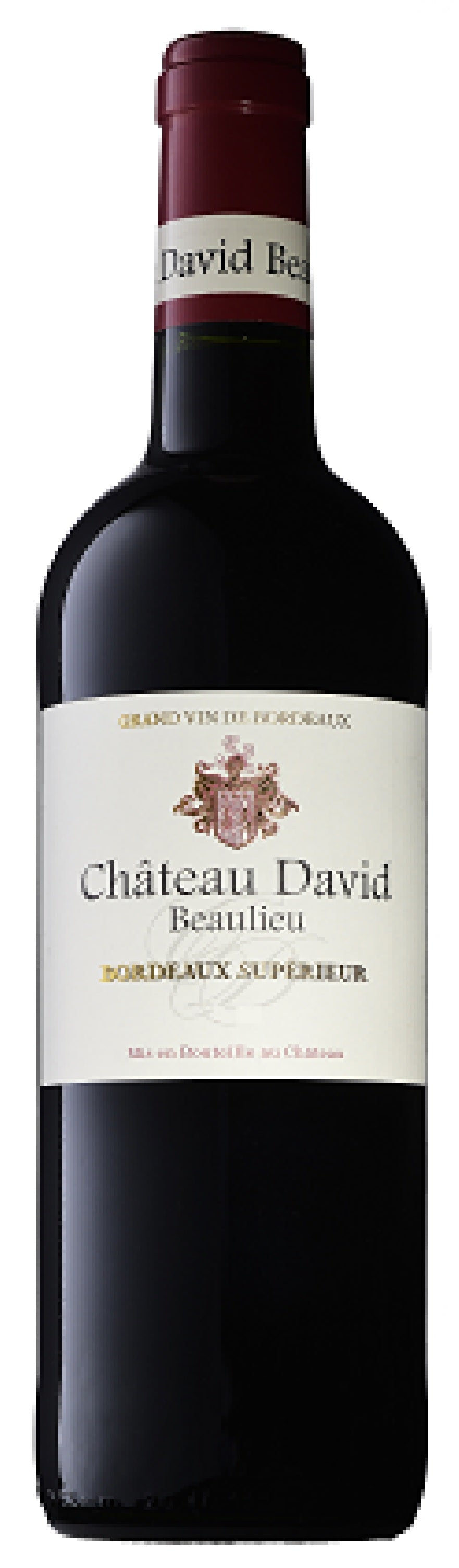 Chateau David Beaulieu Bordeaux Superieur 2016