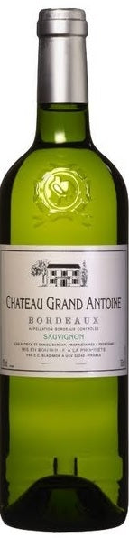 Chateau Grand Antoine Bordeaux Sauvignon 2016