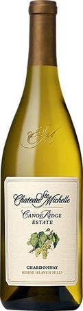 Chateau Ste. Michelle Chardonnay Canoe Ridge Estate 2015