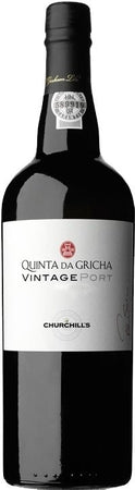 Churchill's Port Vintage Quinta da Gricha 2012