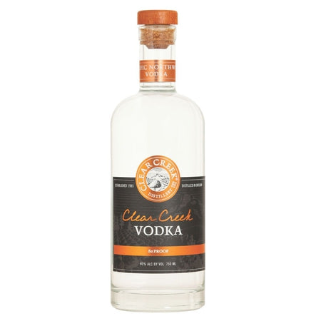 Clear Creek Vodka