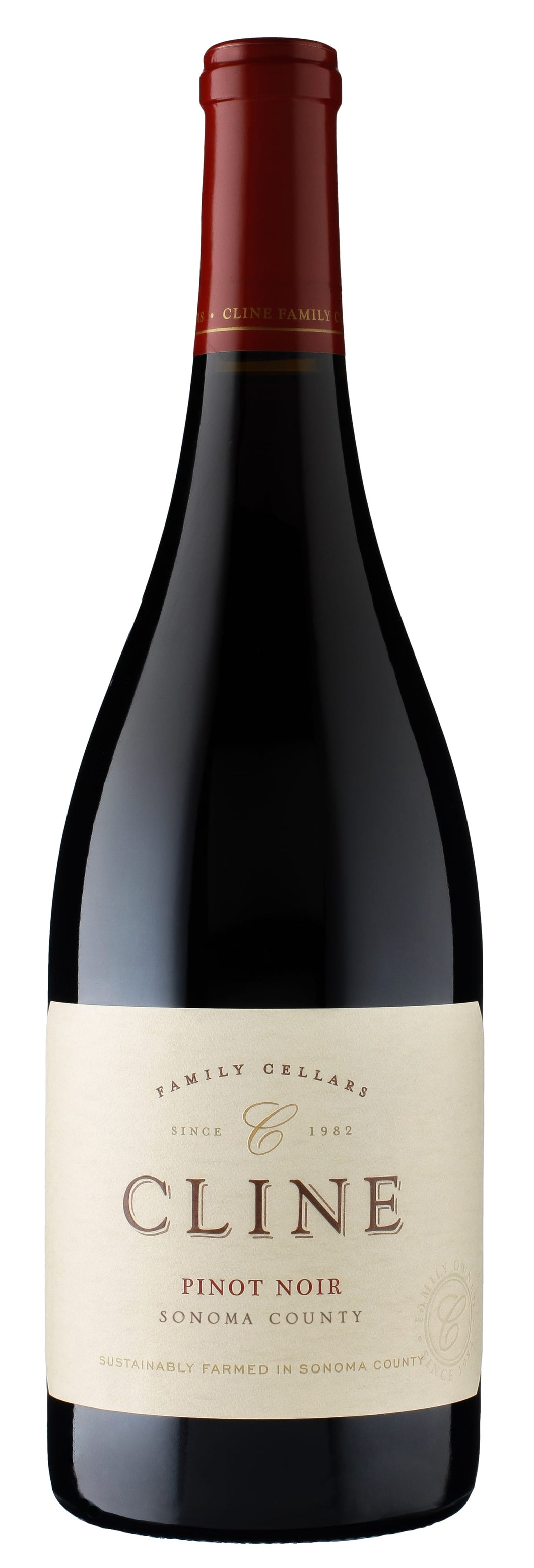 Cline Cellars Pinot Noir Sonoma Coast 2019