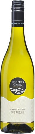 Coopers Creek Riesling 2015