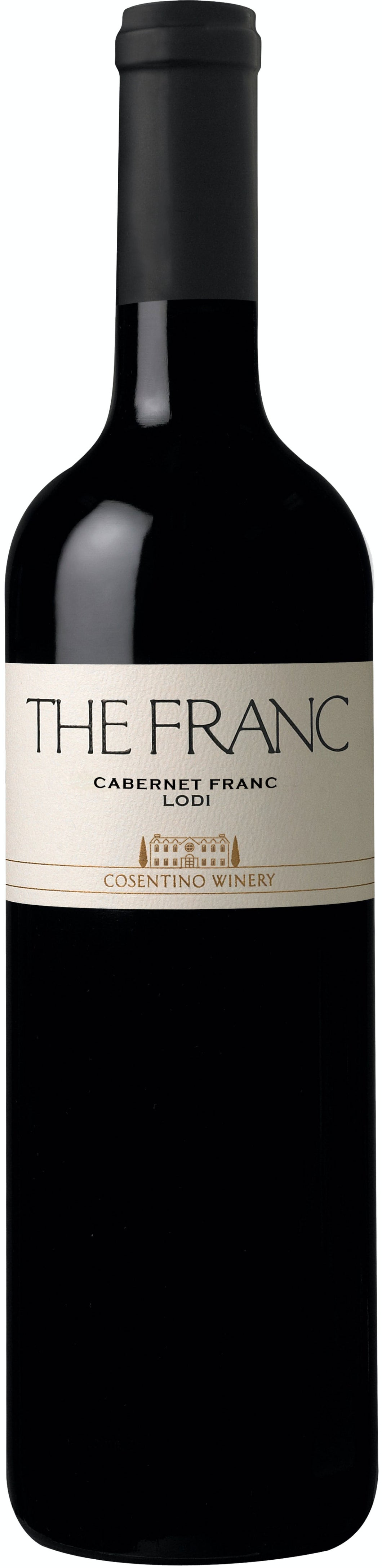 Cosentino Winery Cabernet Franc The Franc 2018