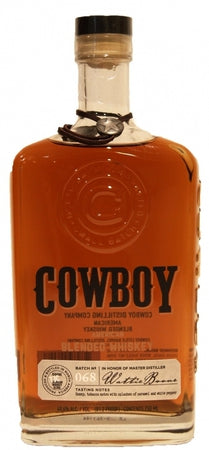 Cowboy Blended Whiskey