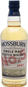 Craigellachie Scotch Single Malt 10 Year By Mossburn 2010