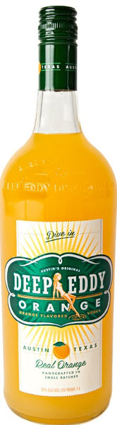 Deep Eddy Vodka Orange