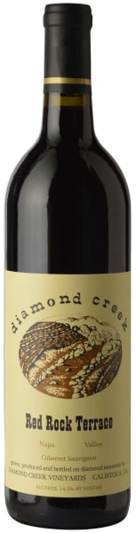 Diamond Creek Cabernet Sauvignon Red Rock Terrace 2017