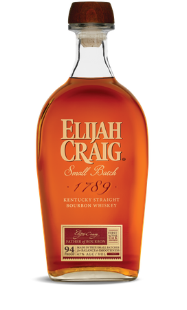 Elijah Craig Bourbon Small Batch