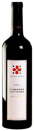 Emerson Brown Cabernet Sauvignon Napa Valley 2015