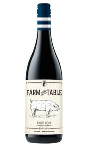 Farm To Table Pinot Noir 2017