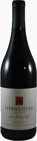 Fiddlehead Cellars Fiddlehead Santa Rita Hills Pinot Noir Cuvee 728 Fiddlestix 2013