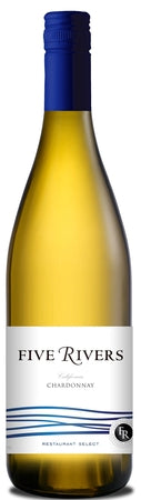 Five Rivers Chardonnay Restaurant Select 2016