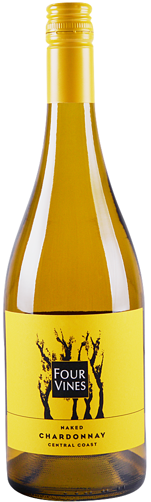 Four Vines Chardonnay Naked 2017