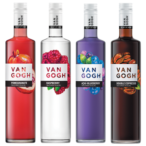 Van Gogh Vodka Citroen