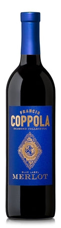 Francis Ford Coppola Diamond Collection Merlot Blue Label 2015
